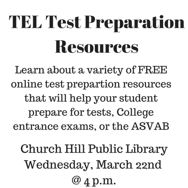 Copy of TEL Databases for Parents