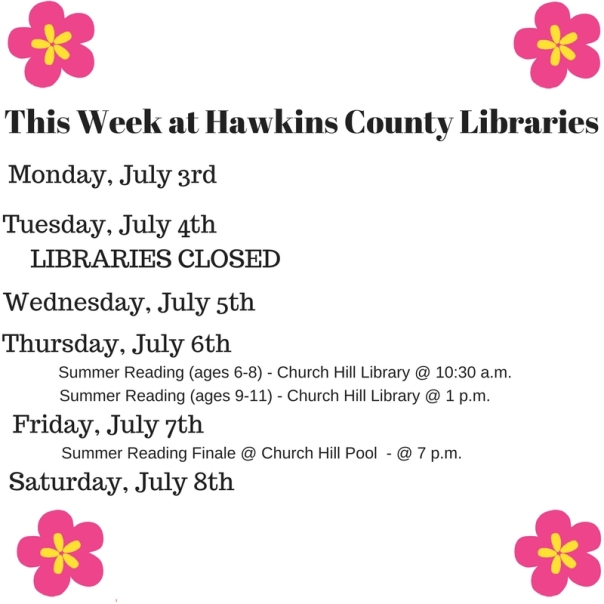 Copy of Copy of Copy of This Week at Hawkins County Libraries (4)