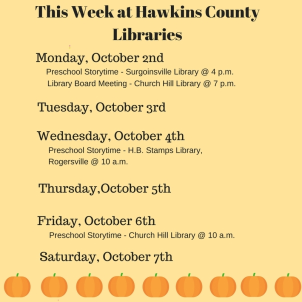 Copy of Copy of Copy of Copy of Copy of Copy of This Week at Hawkins County Libraries