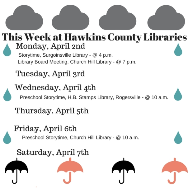 Copy of Copy of This Week at Hawkins County Libraries (5)