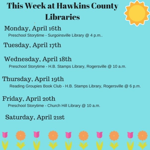 Copy of Copy of Copy of Copy of Copy of Copy of Copy of Copy of Copy of Copy of Copy of Copy of Copy of Copy of Copy of This Week at Hawkins County Libraries