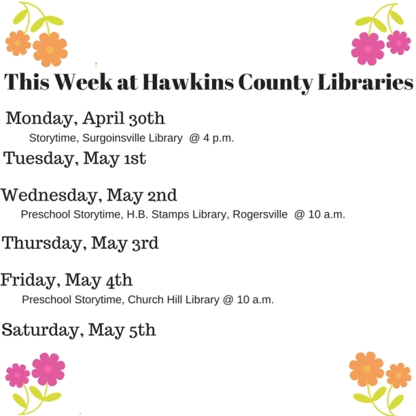 Copy of Copy of Copy of This Week at Hawkins County Libraries (9)