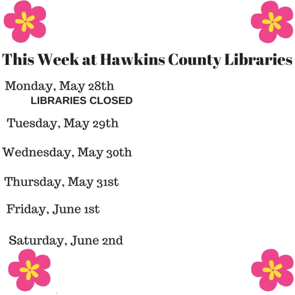 Copy of Copy of Copy of This Week at Hawkins County Libraries (10)